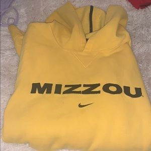 Mizzou Nike hoodie
